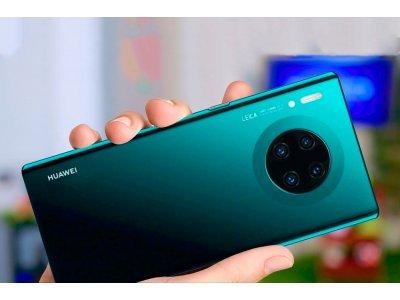 <Видео обзор копии Huawei Mate 30 Pro — новинка 2020 года