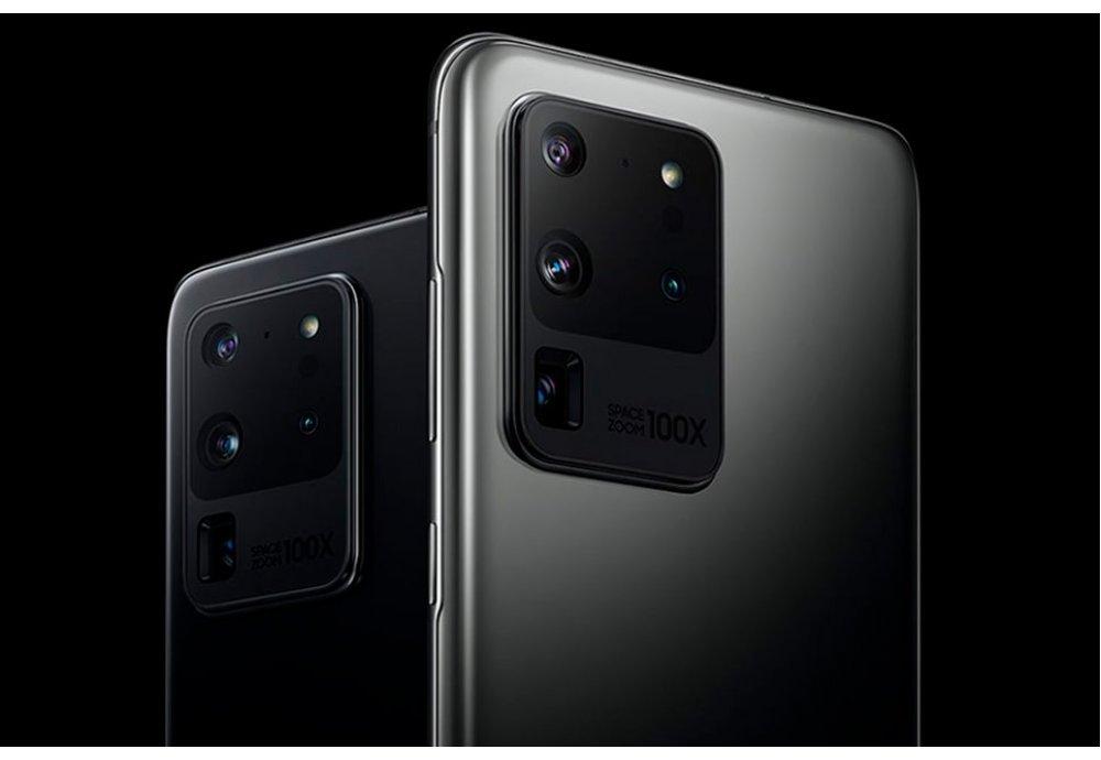 Представлены Samsung S20 | S20 Plus | S20 Ultra  — крутой дисплей 120 Гц, камера 108 Мп, 8K