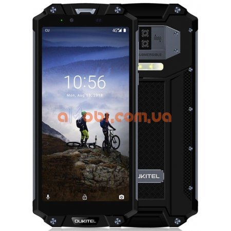 Мобильный телефон Oukitel WP2 4/64 Gb Black IP68
