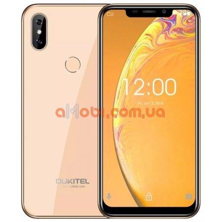 Мобильный телефон Oukitel C13 Pro 2/16 Gb Gold