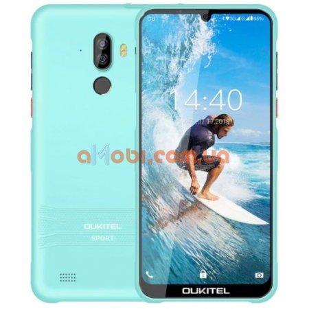 Мобильный телефон Oukitel Y1000 2/32 Gb Light Blue