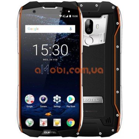 Мобильный телефон Oukitel WP5000 6/64 Gb Black-Orange