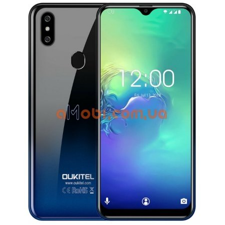Мобильный телефон Oukitel C15 Pro 2/16 Gb Twilight