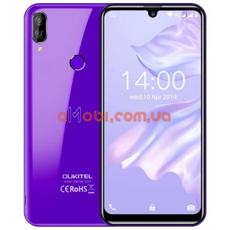 Мобильный телефон Oukitel C16 Pro 3/32 Gb Purple