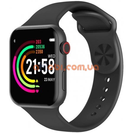 Смарт Часы Smart Watch VERYFiTEK F10 Black с поддержкой Sim
