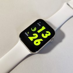 Смарт часы IWO13 Pro - копия Apple Watch 6 Белые