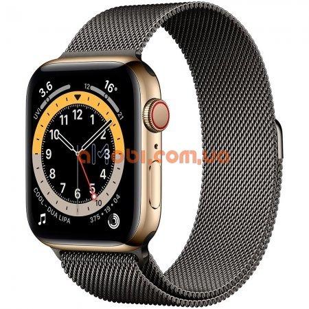 Смарт часы IWO16 - Apple Watch 6 (K8) Черные