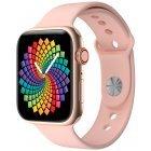 Смарт часы Apple Watch X6 Розовые