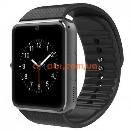 Смарт часы Smart Watch GT-08 Черные