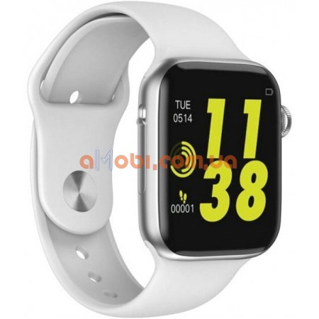 Смарт часы Smart Watch T500 + Plus Белые