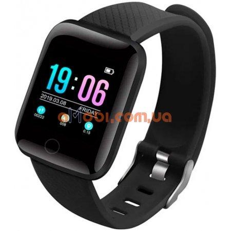 Умный фитнес браслет Smart Band 116 Plus смарт часы спортивные