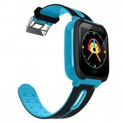 Смарт часы Smart Baby Watch F2 Детские с SIM Синие