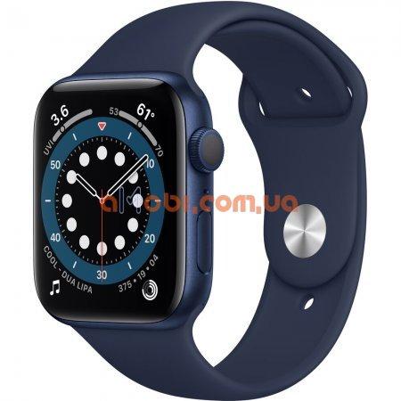 Смарт часы IWO K6 Plus Синие
