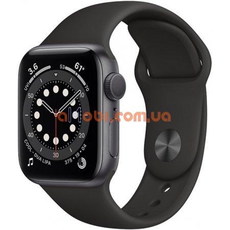 Смарт часы IWO13 Pro - копия Apple Watch 6 Черные