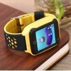 Смарт часы Smart Baby Watch M05 Детские Желтые