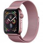 Смарт часы IWO16 - Apple Watch 6 (K8) Розовые