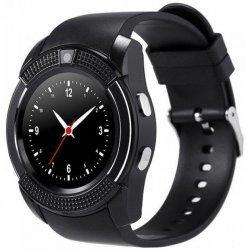 Cмарт часы Smart Watch V8 Сенсорные Черные