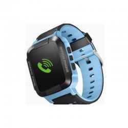 Смарт часы Smart Watch A15 Детские, SOS, GPS Tracker Синие