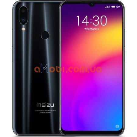 Мобильный телефон Meizu Note 9 4/64 Gb Black Global Version