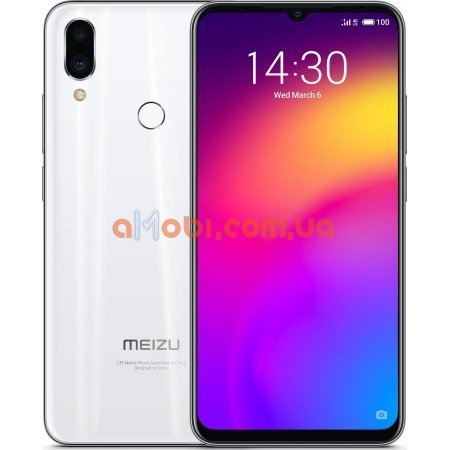 Мобильный телефон Meizu Note 9 4/64 Gb White Global Version