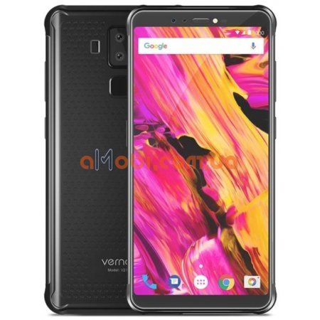 Мобильный телефон Vernee V2 Pro 6/64 Gb Black