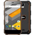 Мобильный телефон Nomu S10 (Sigma Mobile X-Treme PQ24) 2/16 Gb Black-Orange
