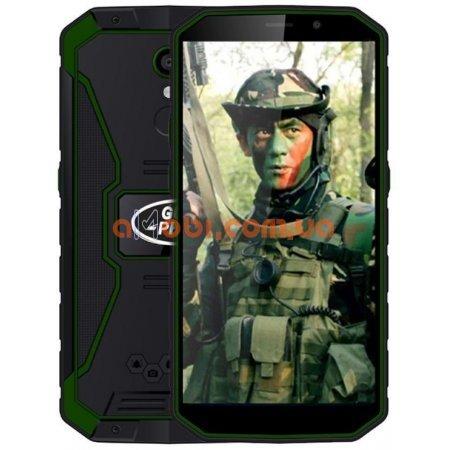 Мобильный телефон Land Rover XP9800 (Guophone XP9800) 2/16 Gb Green