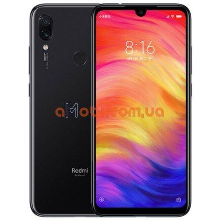 Мобильный телефон Xiaomi Redmi Note 7 4/128 Gb Black Global Version