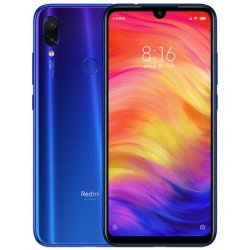 Мобильный телефон Xiaomi Redmi Note 7 4/128 Gb Blue Global Rom