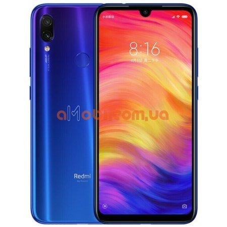Мобильный телефон Xiaomi Redmi Note 7 4/128 Gb Blue Global Rom