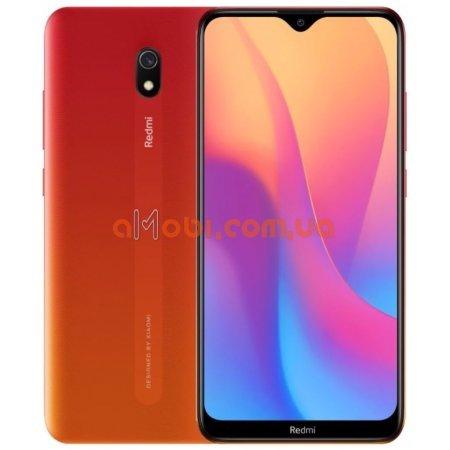 Мобильный телефон Xiaomi Redmi 8A 2/32Gb Sunset Red Global Version